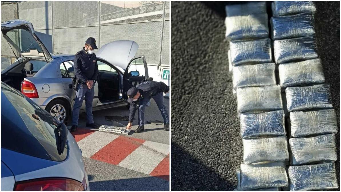 TELENORD - Sbarca a Genova dal Marocco con 8kg di droga ...