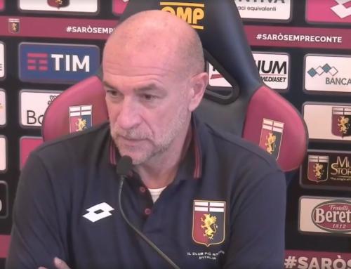 """Genoa, Ballardini: """"La lotta per la salvezza è ancora apertissima"""""""