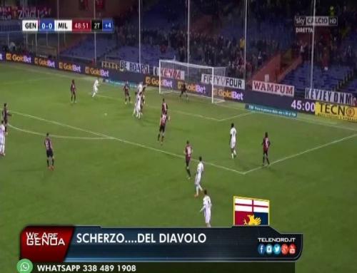 We are Genoa del 14 marzo 2018