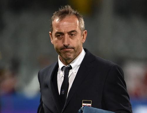 """Sampdoria, Giampaolo: """"E' straordinario poter giocare per un posto che conta, alimentiamo il nostro sogno"""""""