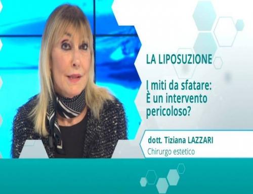 Liposuzione: tecniche sempre più efficaci, ne parla la dott.ssa Lazzari a Salute88