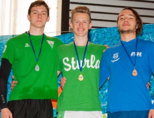 Salvamento: Sportiva Sturla protagonista ai Campionati Regionali di Categoria