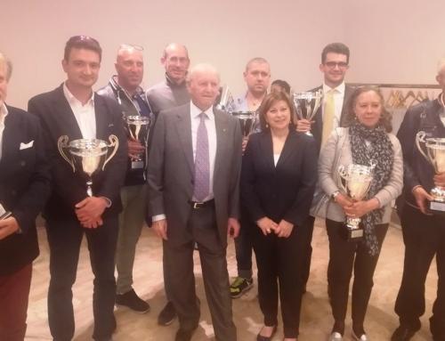 Automobile Club Genova incorona i soci sportivi