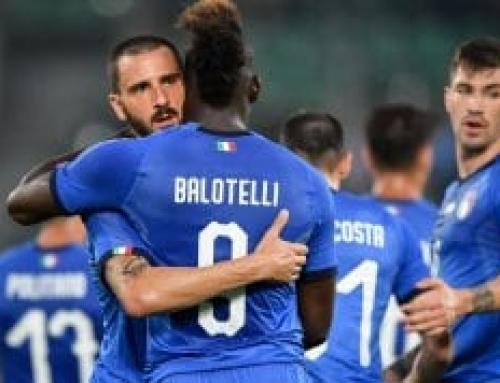 """Buona la prima (con brivido) di Mancini, Balotelli porta gli azzurri alla vittoria sull'Arabia Saudita""""Mercoledì tutti al Ferraris"""""""