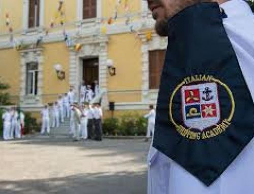 L'Accademia della Marina, eccellenza genovese, e Massolo (Eugenio) vero ministro del  Lavoro (trovato)
