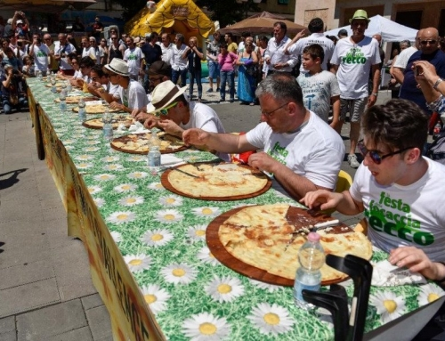 Festa della Focaccia di Recco, un fine settimana dal sapore unicoSabato e domenica attese 20 mila persone