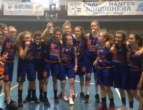 Basket Pegli centra il traguardo delle finali nazionali di Cagliari