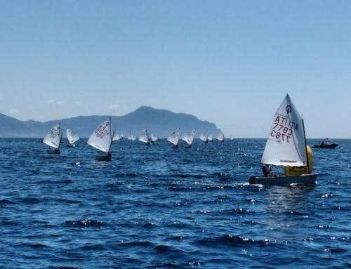 Nella Vela i migliori Optimist con il 24° Trofeo De La Penne e la selezione zonale