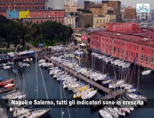 Transport, puntata 244Il format dedicato a porti, trasporti e logistica