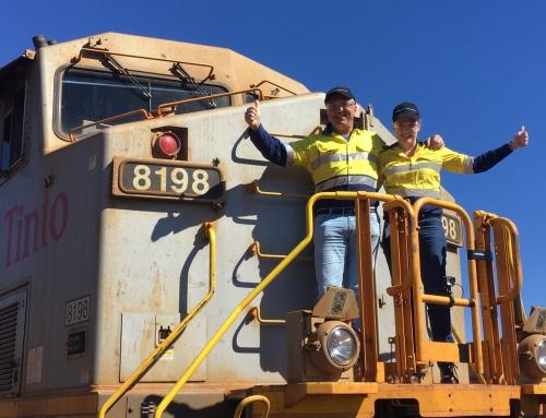 Ansaldo Sts festeggia la prima linea automatica per il trasporto merci su rotaiaLa corsa inaugurale effettuata da Rio Tinto grazie alle tecnologie dell'azienda