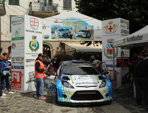 Il 34° Rally della Lanterna sabato e domenica nella Val d'Aveto