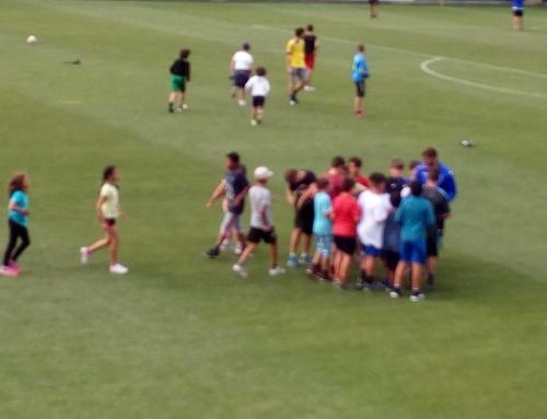 Sampdoria, Giampaolo concede mezza giornata di riposo alla squadraAltro vertice con Sabatini, che torna in sede per il mercato. Bimbi in campo, un successo