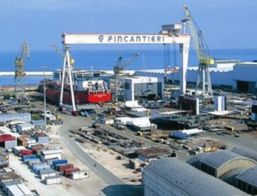 Fincantieri, ordine per 2 navi da crociera a gas per Tui CruisesLa notizia ha spinto il titolo in avanti a Piazza Affari