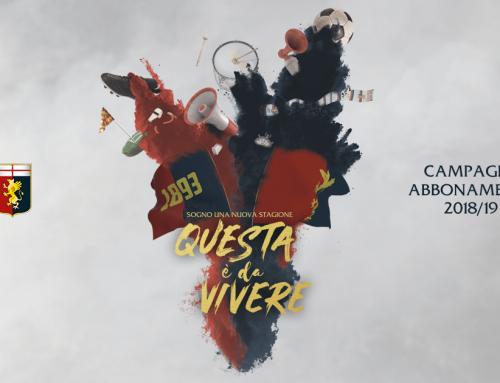 Genoa, al via la campagna abbonamentiTutte le istruzioni per i tifosi