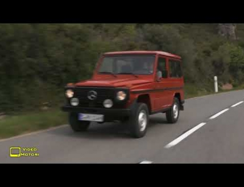 La Mercedes Classe G
