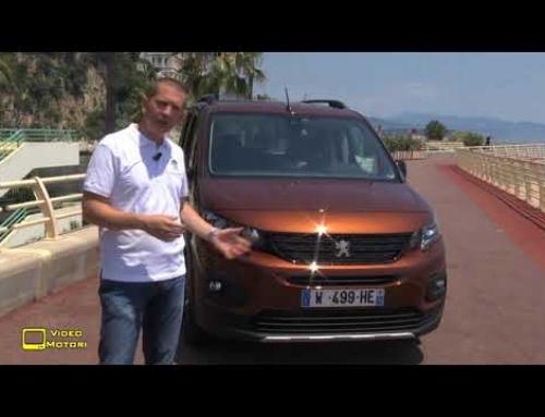 La Peugeot Rifter