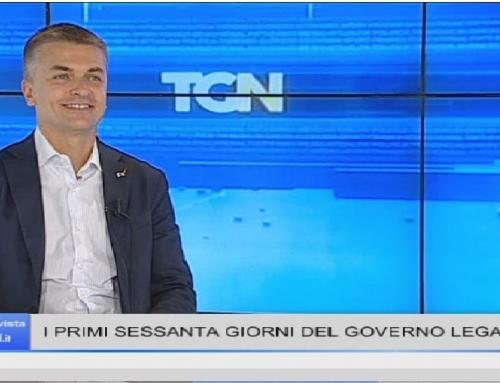 """Rixi avverte Forza Italia: """"Non ci servono alleati che sparano alla schiena""""Il sottosegretario a Telenord sul futuro del centrodestra, le grandi opere, i casi Ilva e Fincantieri"""