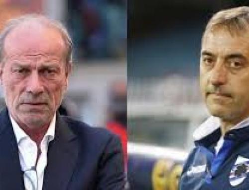 """Sabatini punge Giampaolo: """"E' troppo intransigente, non possiamo permettercelo""""Il responsabile area tecnica della Sampdoria: """"Il tecnico deve derogare, mi riduce troppo la scelta dei giocatori"""""""