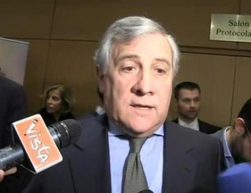 """Governo, Tajani: """"Solo effetti speciali, entro 9 mesi cade""""Il presidente del parlamento europeo mette sotto accusa l'esecutivo M5S-Lega"""