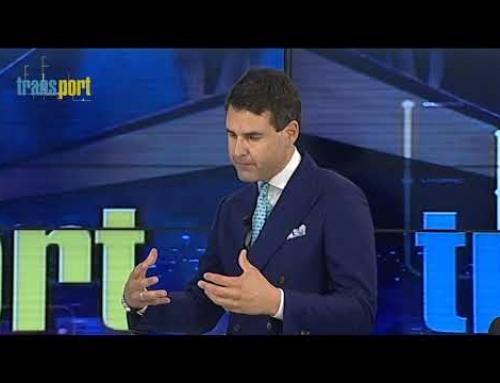 Transport, puntata 250Il format dedicato a porti, trasporti e logistica