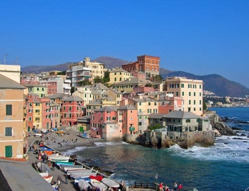Boccadasse, valori del mare verso il ritorno alla normalitàMa nella zona del Capo di Santa Chiara continuano i problemi