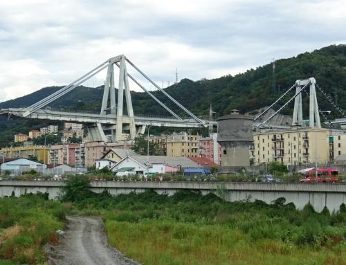 """Crollo Ponte Morandi, Bucci e Rixi: """"Entro il 2019 nuovo viadotto""""""""Lo pagherà Autostrade, vedremo chi lo costruirà"""""""