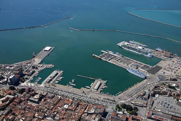 Il Porto Canale di Cagliari è sul mercato: pubblicato l'avviso pubblico