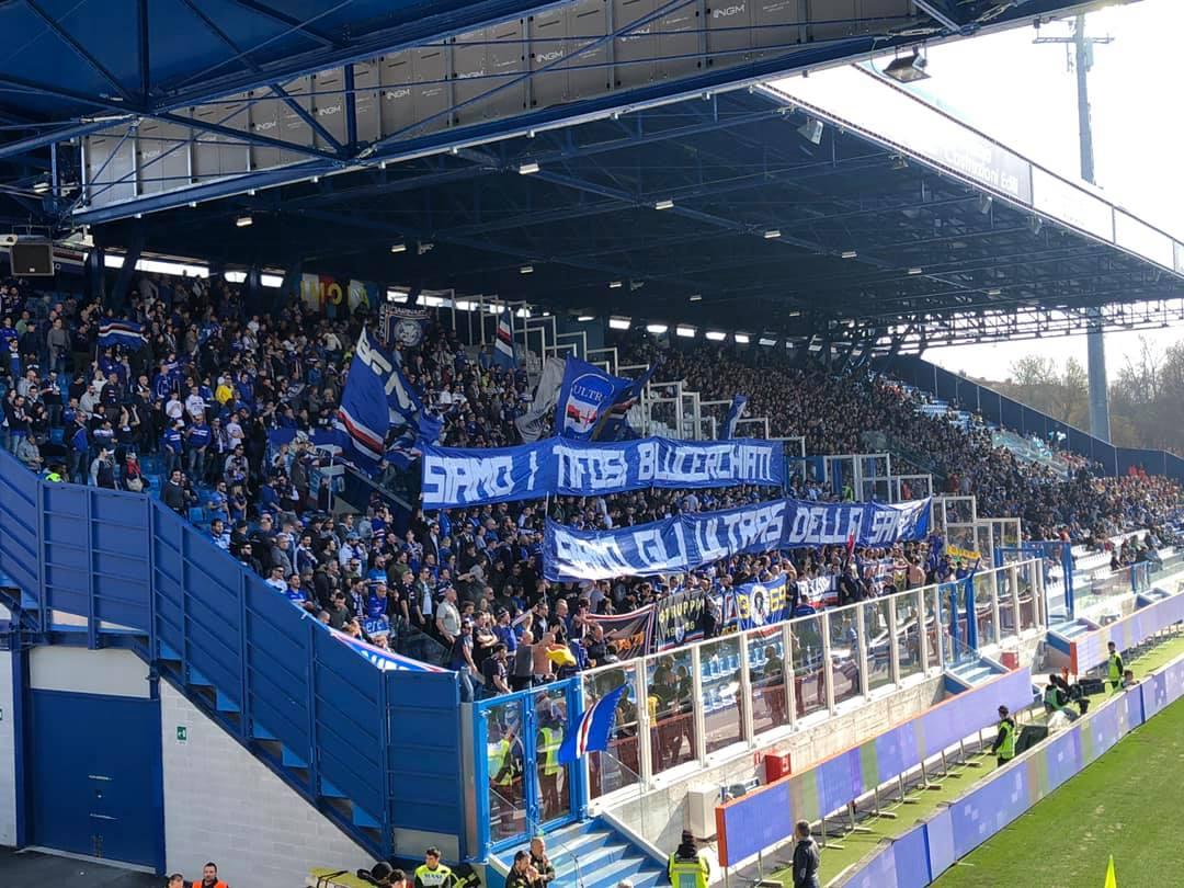 Spal-Sampdoria 1-2, la cronaca del match