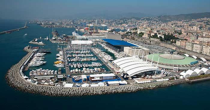 Genova, al salone Nautico le barche dell'Expo di Montecarlo