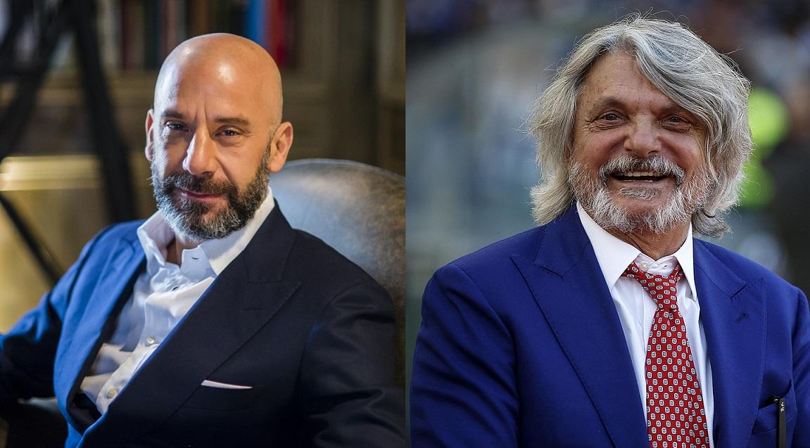 Sampdoria, Ferrero sulla cessione: ?Buffonate, io sono ancora qua?