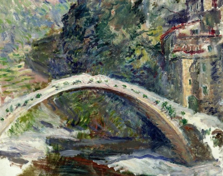 TELENORD - Monet torna in Liguria, tre quadri esposti a Bordighera e  Dolceacqua
