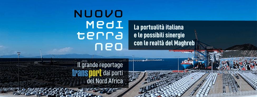 I porti del Nord Africa: on line il secondo grande reportage di Transport